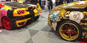 Martino Auto Concepts shows off some insane crazy exotics.
