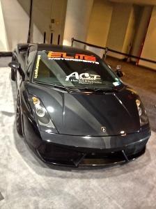 Elite Motorsports Lamborghini Gallardo.
