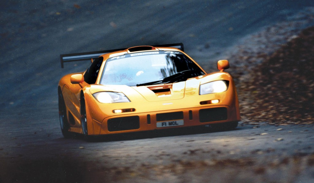 The McLaren F1 LM Revealed – CarZach