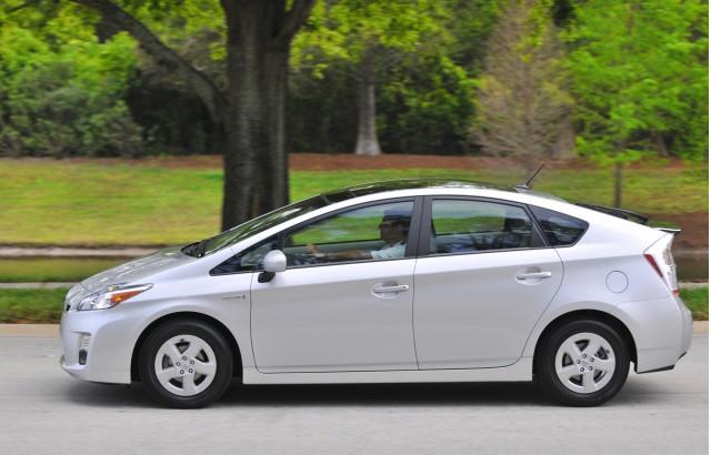 2010 Toyota Prius.